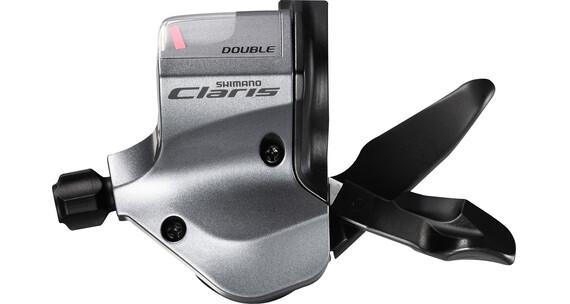 Shimano Claris SL-2400/2403 Schalthebel 2-fach grau